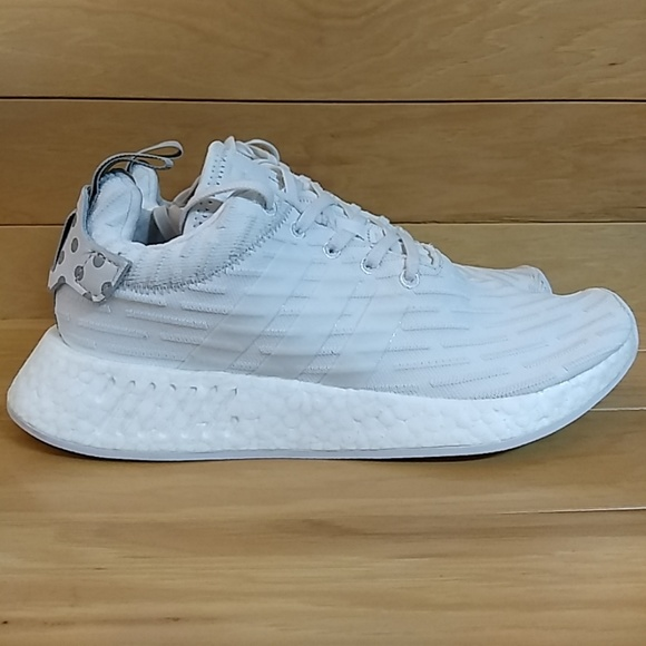 efd870a3bcc1 adidas Shoes - Adidas NMD R2 W 8.5 White Running Shoe BY2245